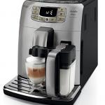 super automatic espresso machine reviews Intelia Deluxe