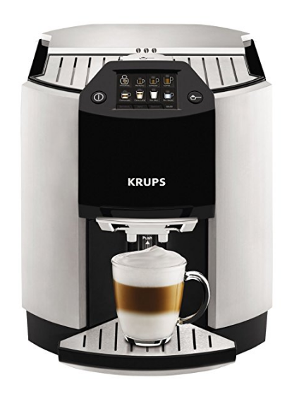 Best Super Automatic Espresso Machines Krups One Touch