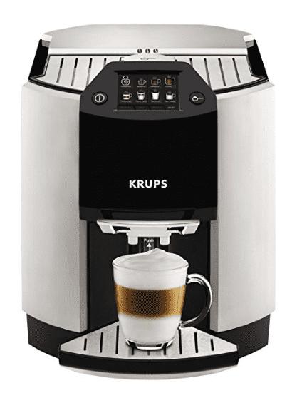 super automatic espresso machine reviews Krups One Touch