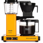 SCAA Certified Coffee Makers Moccamaster KBG 10-Cup Coffee Brewer