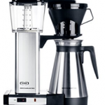 SCAA Certified Coffee Makers Moccamaster KBT 10-Cup Coffee Brewer