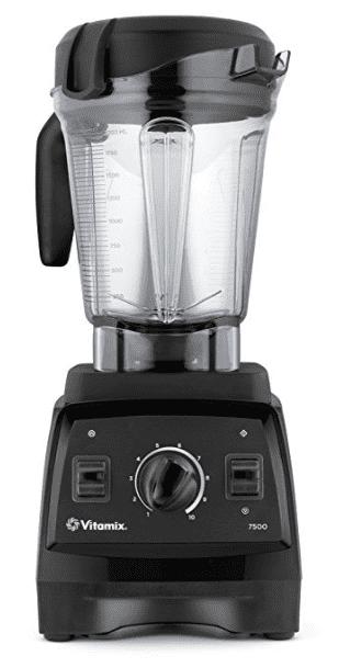 Vitamix 6300 vs 7500 the 7500 blender