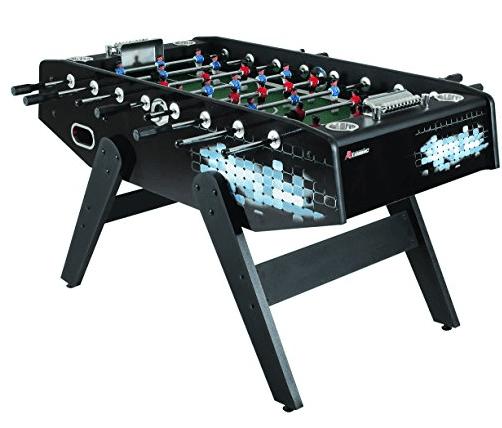 best foosball table under 500 atomic foosball table the eurostar table