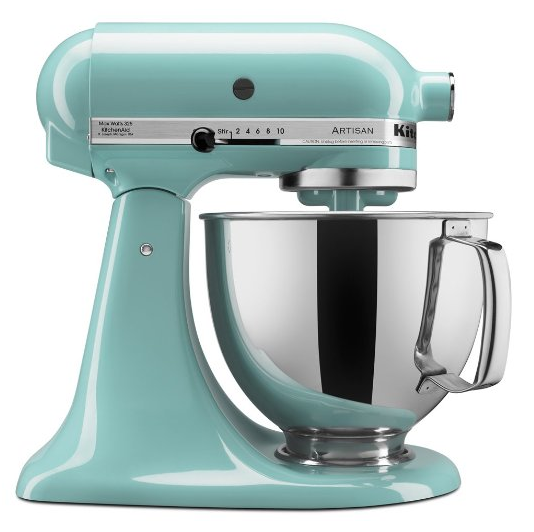 difference between 4.5 and 5 quart kitchenaid mixer 5 quart