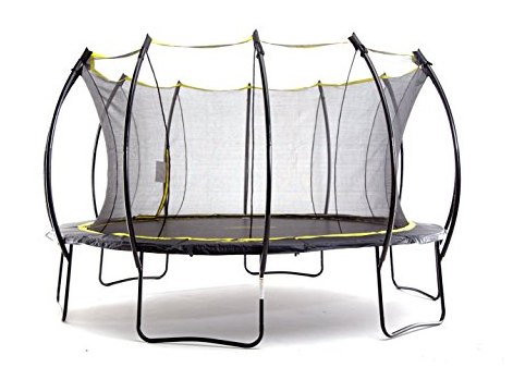 trampolines with enclosures skybound