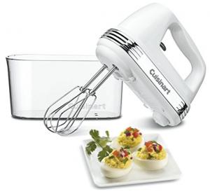 Cuisinart 9 speed hand mixer with storage case 2