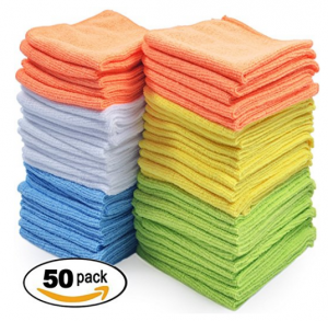 benefits of microfiber cloths 2