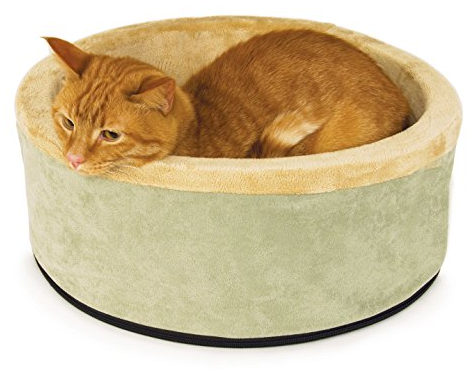 k&h thermo kitty heated cat bed K&H Thermo Kitty Heated Cat Bed