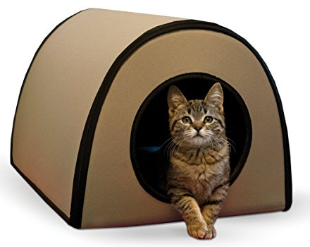 k&h thermo kitty heated cat bed K&H Thermo Kitty Shelter