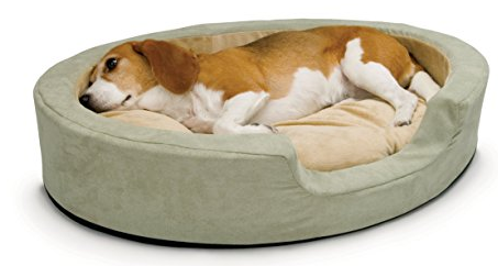 k&h thermo kitty heated cat bed K&H Thermo Snuggly Sleeper