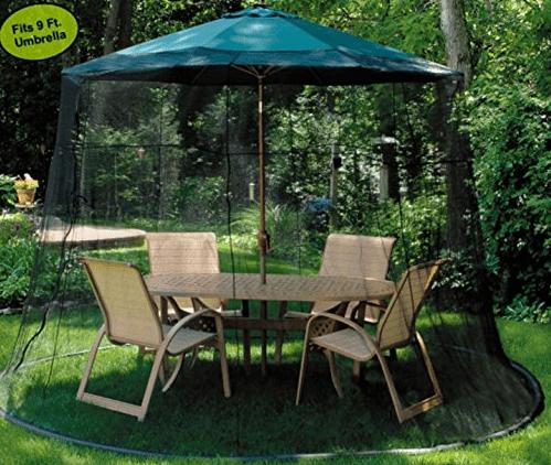 mosquito netting for patio umbrella Mesh Mosquito Net Enclosure