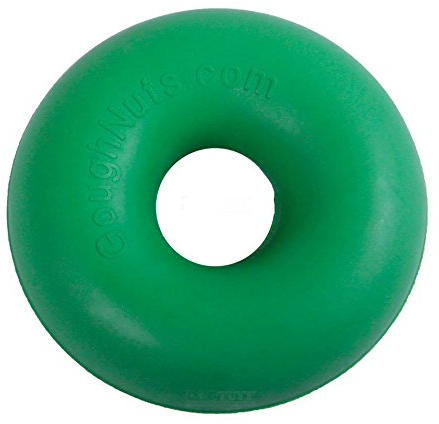 toughest dog chew toy Goughnuts Original Dog Chew Ring