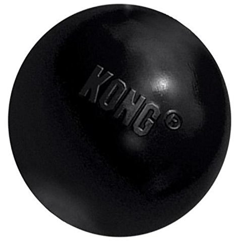 toughest dog chew toy Kong Rubber Ball Extreme