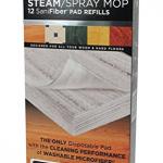 Shark easy spray steam mop DLX disposable SaniFiber pads