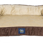 best Orthopedic Dog Bed with Bolster