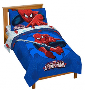 Spiderman bed