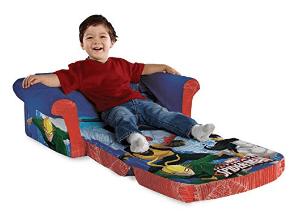 Spiderman sofa 2