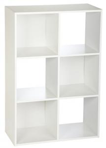 white storage cube cubic storage shelves