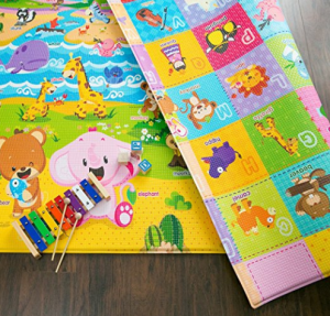 mats for babies to crawl on Baby Floor Mat Non Toxic