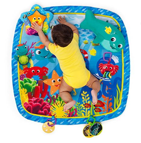 Best Mats For Babies To Crawl On