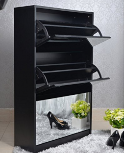 Rotating Storage Tower With Mirror