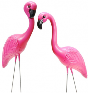 plastic lawn ornaments animals