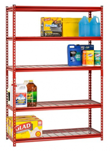 wall shelves without nails or screws for your hobby