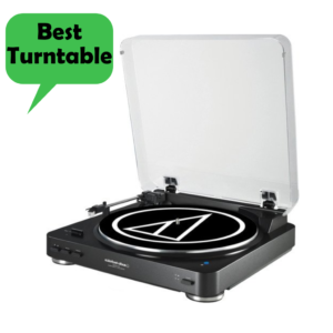 Best Turntables Under 200 Dollars