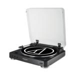 Best Turntables Under 200 Dollars Audio Technica AT-LP60BK-BT