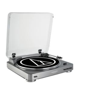 Best Turntables Under 200 Dollars Audio Technica AT-LP60BK-USB