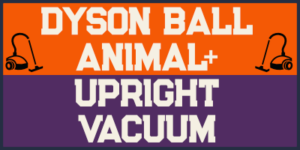 Dyson Ball Animal+ Upright Vacuum Review