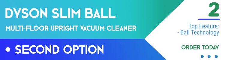 Dyson Slim Ball Multi-Floor Upright Vacuum Cleaner Review