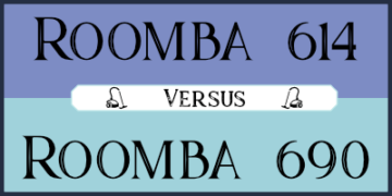 roomba 614 versus roomba 690