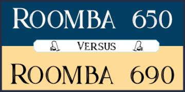 roomba 650 vs 690