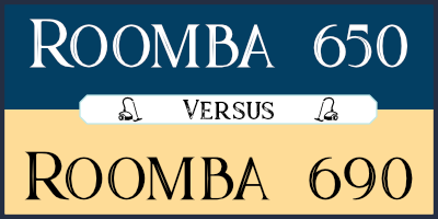 Roomba 650 vs 690 – What Is The Difference?