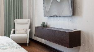 best floating shelves for tv equipment
